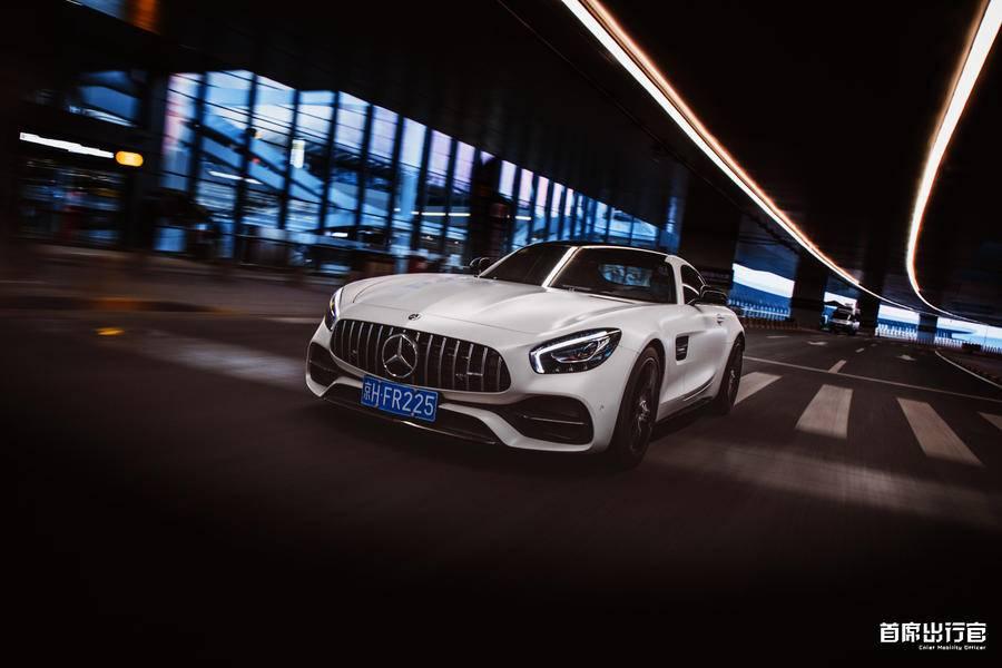 试驾丨寻找快乐源泉:AMG GT C