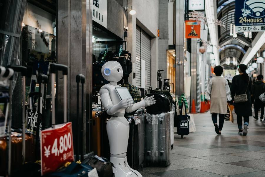 服务机器人,人工智能,机器人,服务机器人