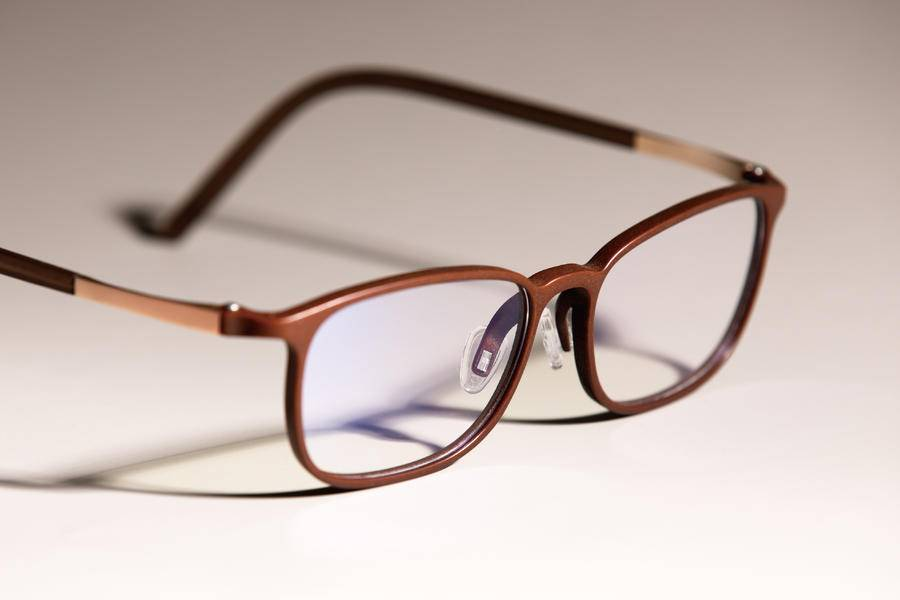 眼镜,博士眼镜