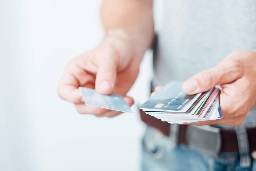 信用卡,银行,信用卡,积分