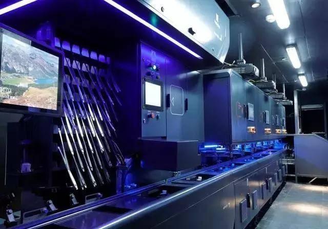 海底捞聪慧餐厅