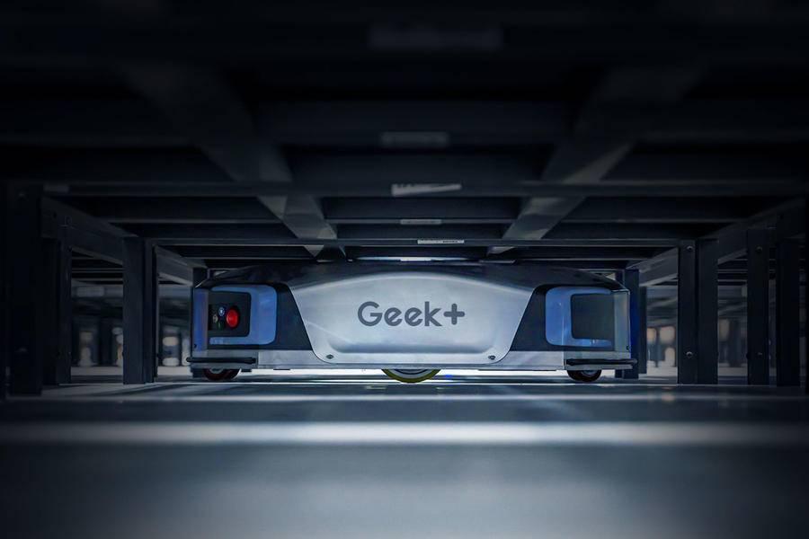 """物流机空气中又有什么阻隔了桌子呢器人""""新生代"""",""""中国智造""""最强音"""