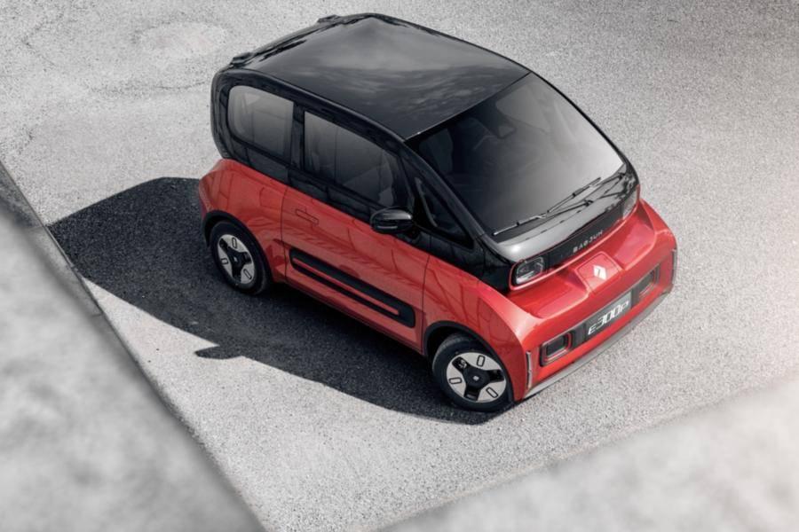 起售价6.48万的新宝骏E300,到底是一辆车还是个大玩具?