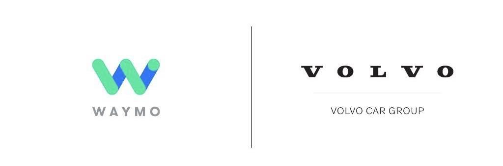 Waymo与沃尔沃达成全球战略组相符