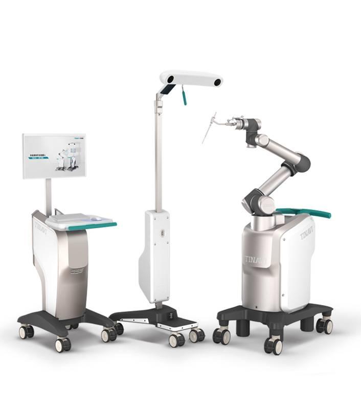 天玑® 骨科手术机器人系统