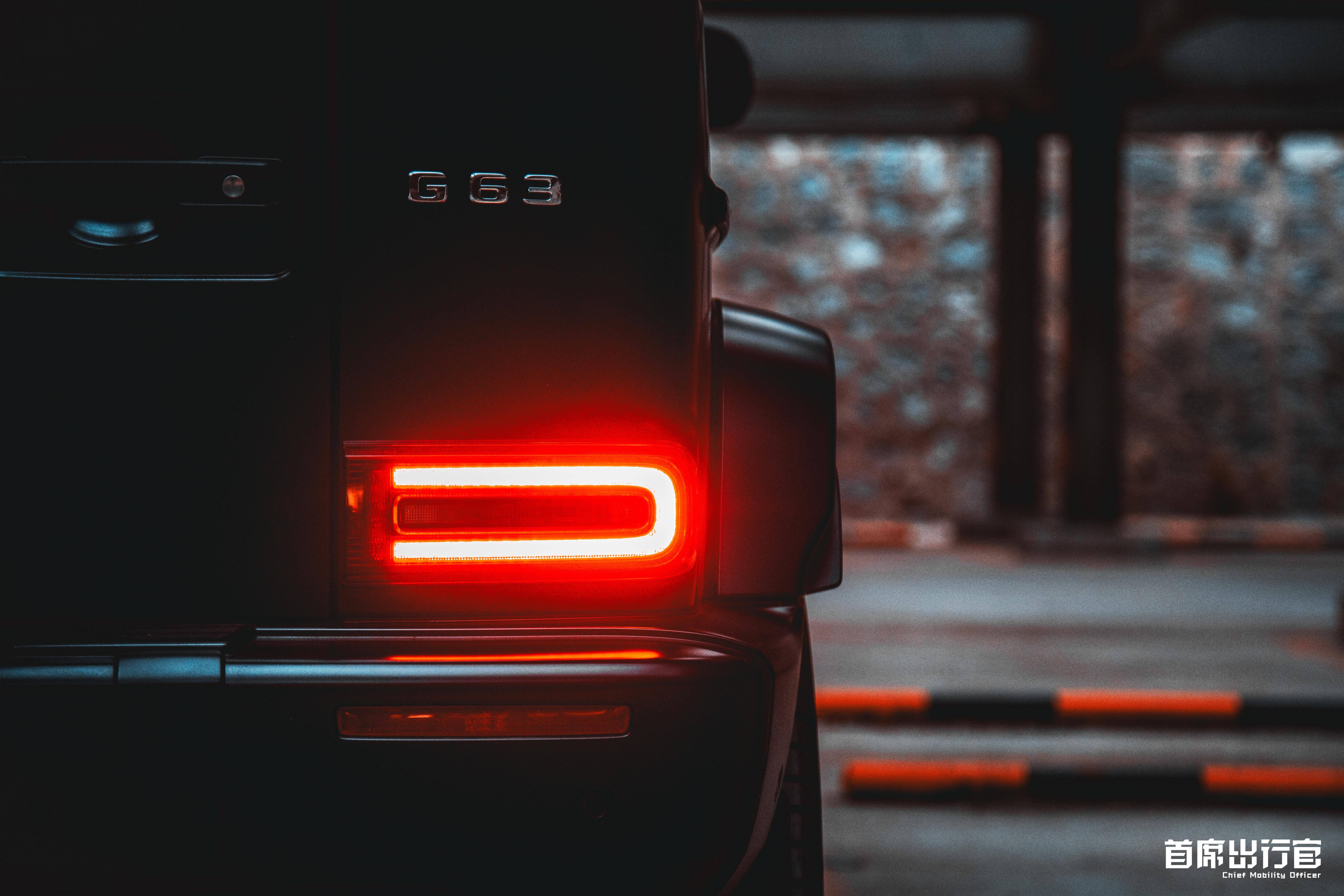 奔驰AMG G63丨首席出走官