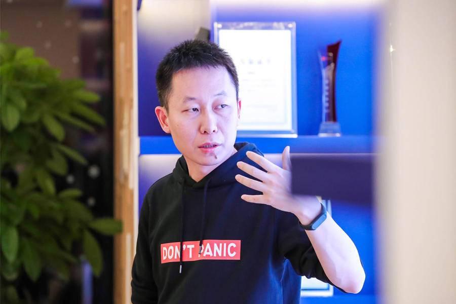 """氪信科技朱明杰:工程师""""红利""""时代来临丨亿欧专访"""