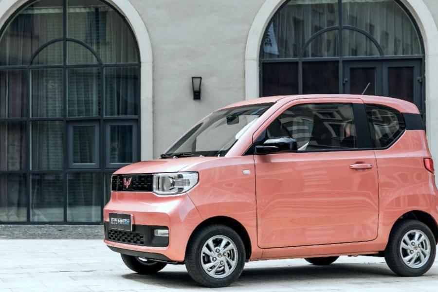 售价2.88万~3.88万元,宏光MINI EV正式上市