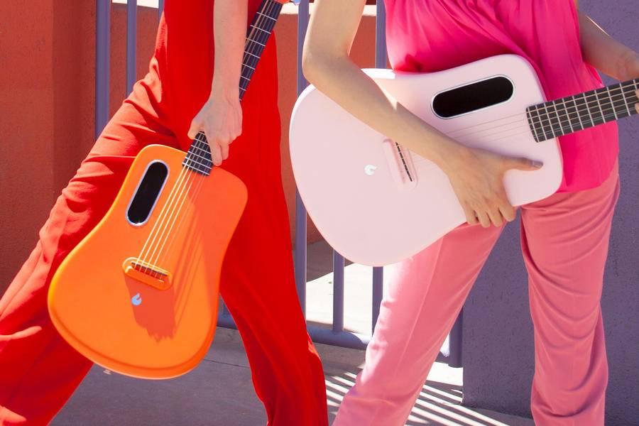 资本寒冬拿到数千万融资,拿火音乐定义新世代乐器