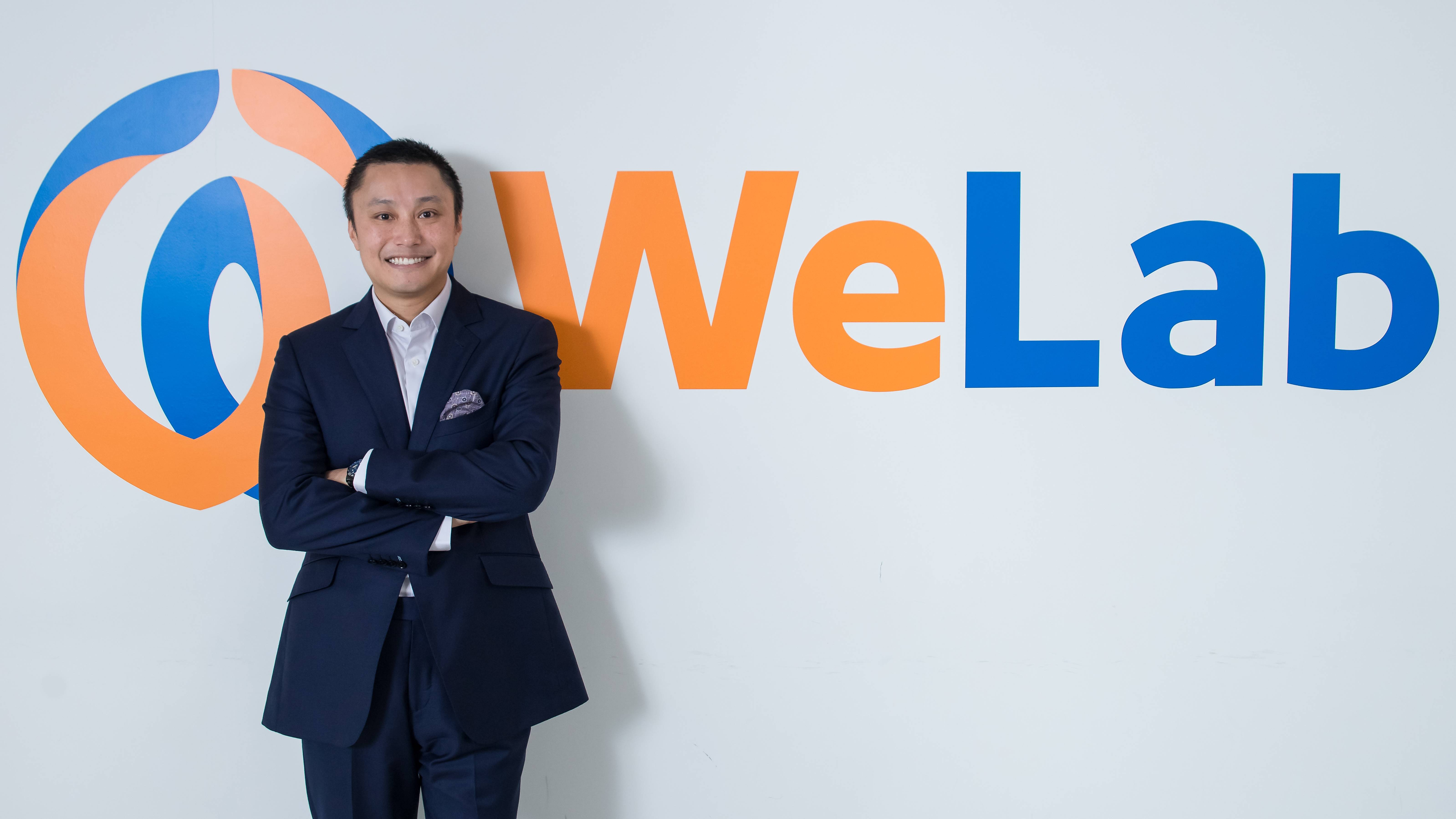 WeLab创始人及集团CEO龙沛智