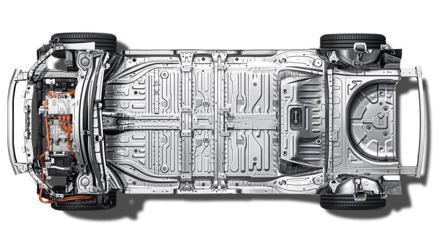 微蓝7电池组保护框架