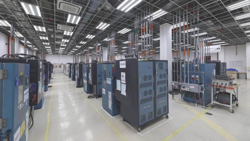 通用汽车中国电池实验室