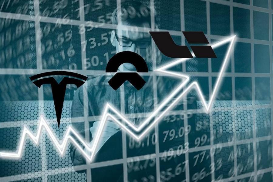 股票,纳斯达克,车企,新能源车