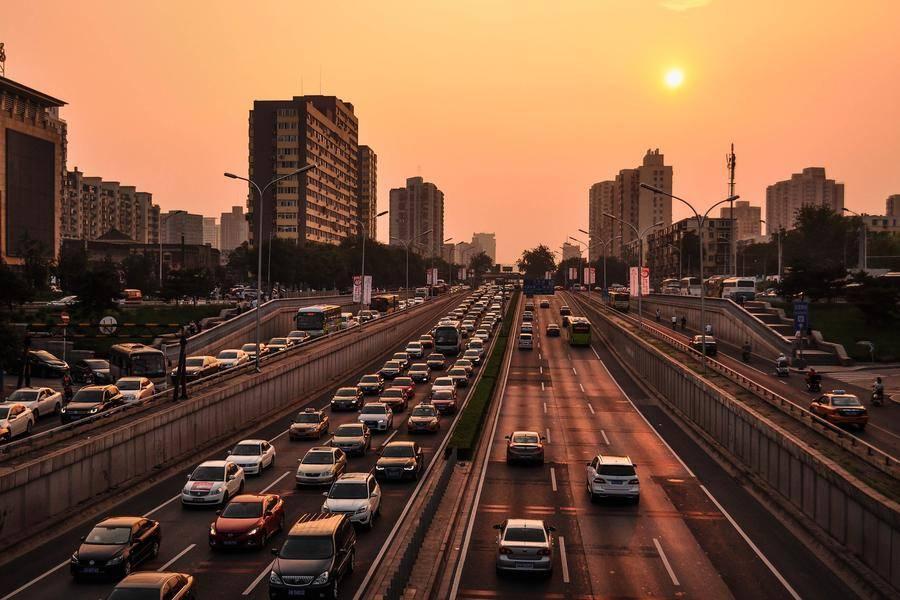 中国汽车道路