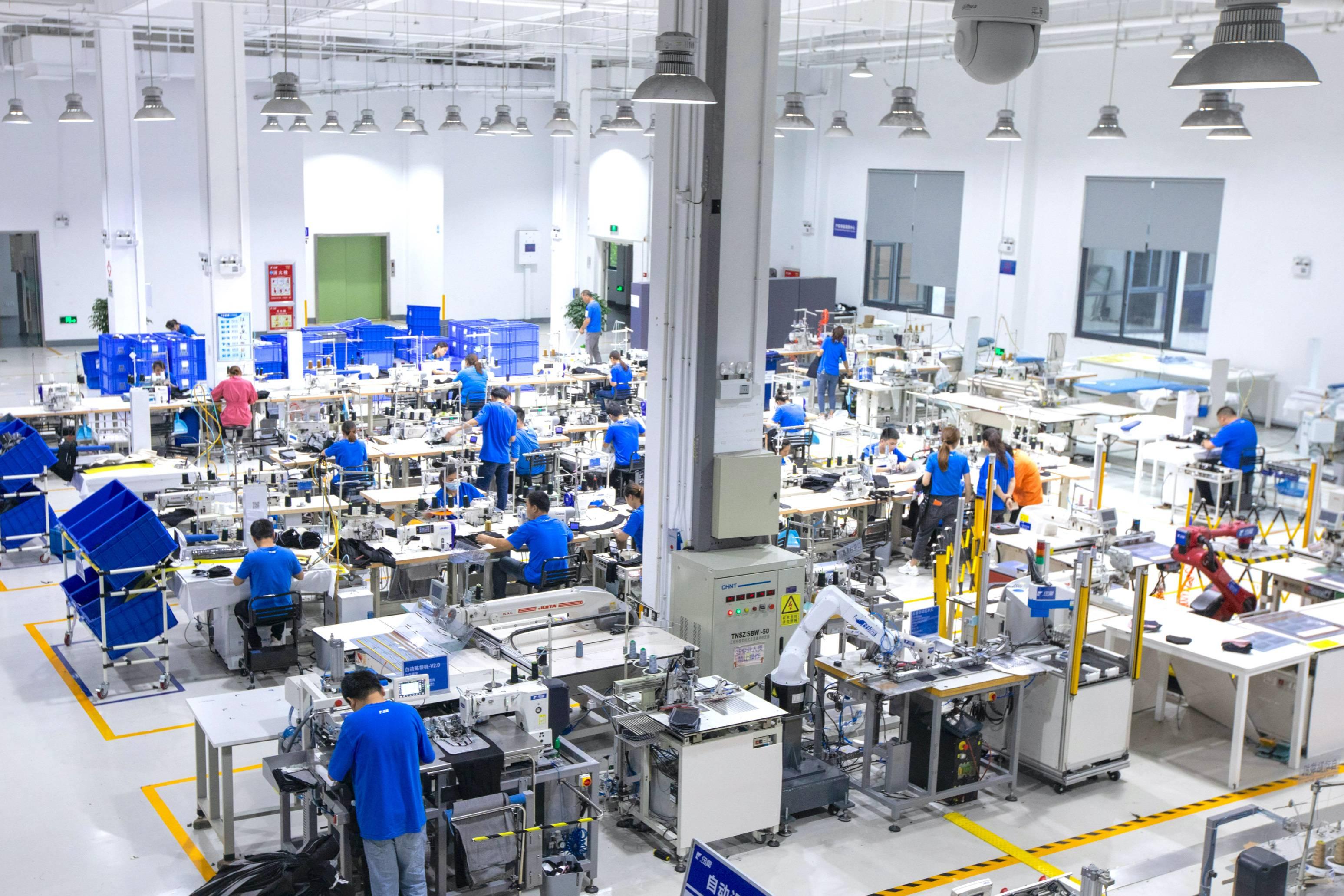 """阿里""""新制造""""样板""""犀牛工厂""""亮相,探索中国工业数字化转型"""