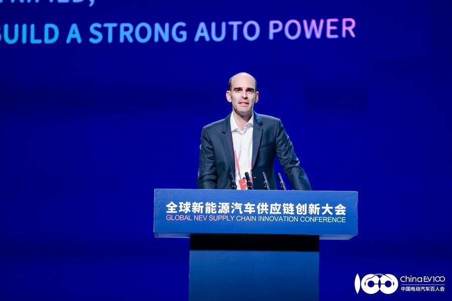 大陸集團中國副總裁顧睿華:打造電氣化領域強大陣營