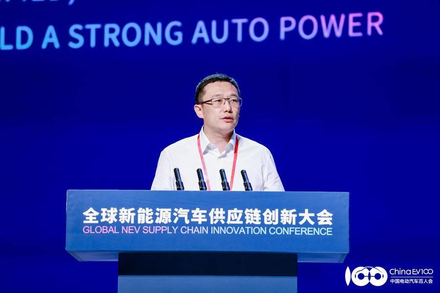 沈亞楠:汽車供應鏈將出現新核心、新跨界和新合作