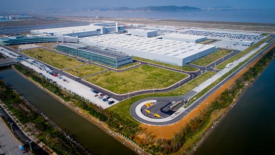 威馬新能源汽車智能產業園