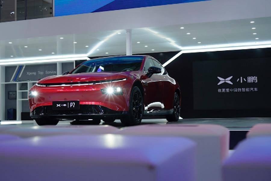 小鹏汽车亮相北京车展,公布多项服务计划