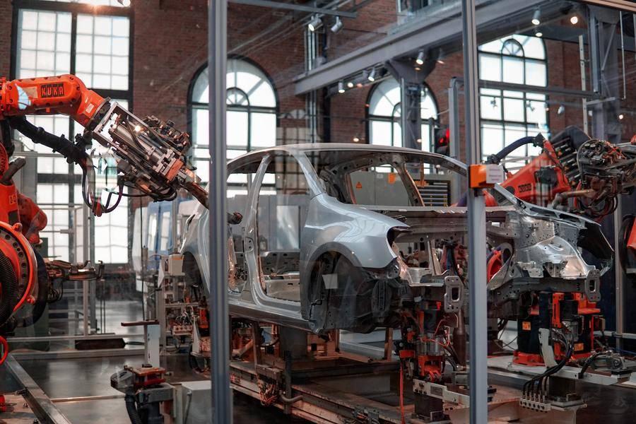 中國車企的銷量為何撐不起市值?