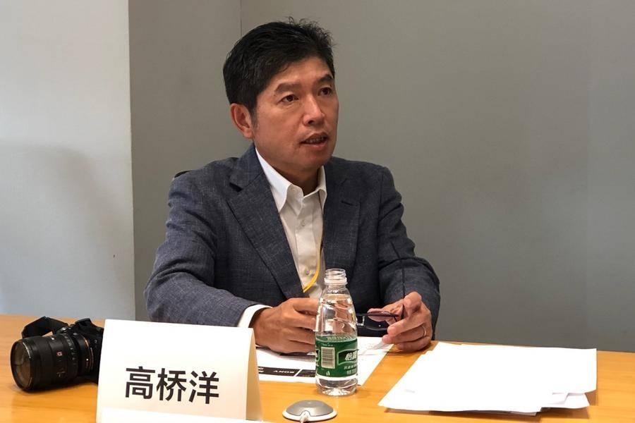 索尼中国董事长高桥洋:看好中国在线娱乐行业