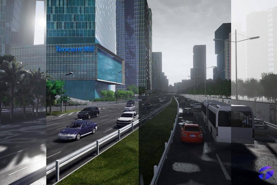 自动驾驶下半场,腾讯如何构建中国解决方案?