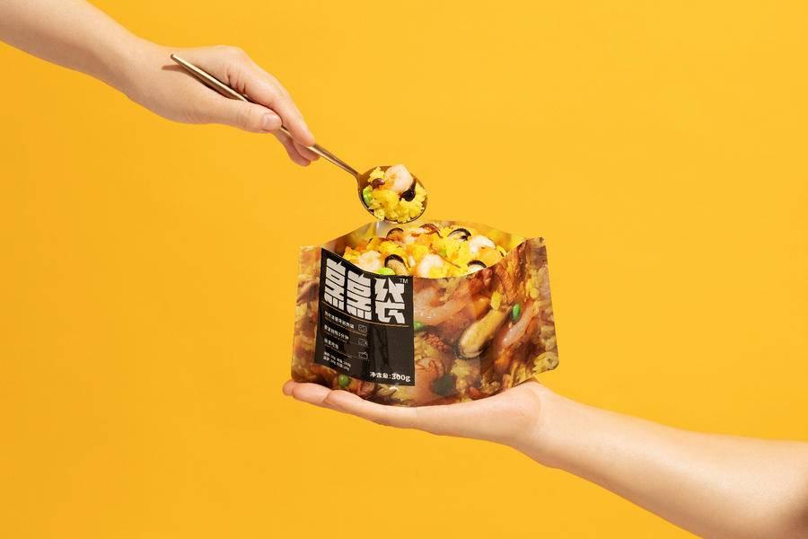 烹烹袋 一个码农写出的美食黑科技?