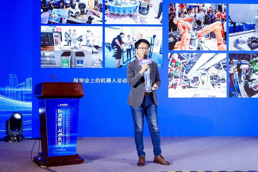 邵长东:机器人行业的拐点越来越清晰