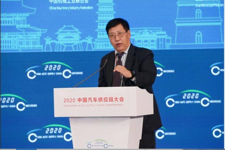 中汽协陈斌:提升中国汽车产业链竞争力