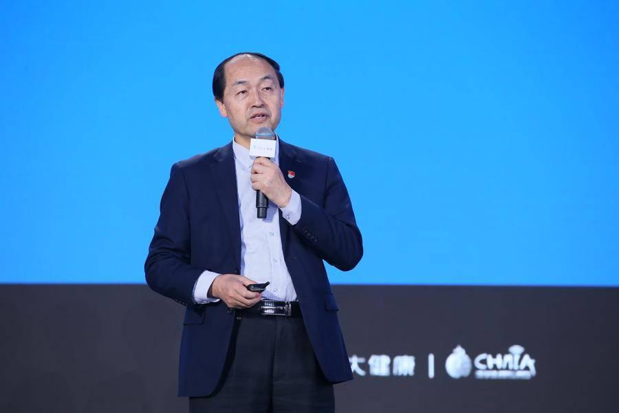 施秉银:中国互联网医疗的发展与展望