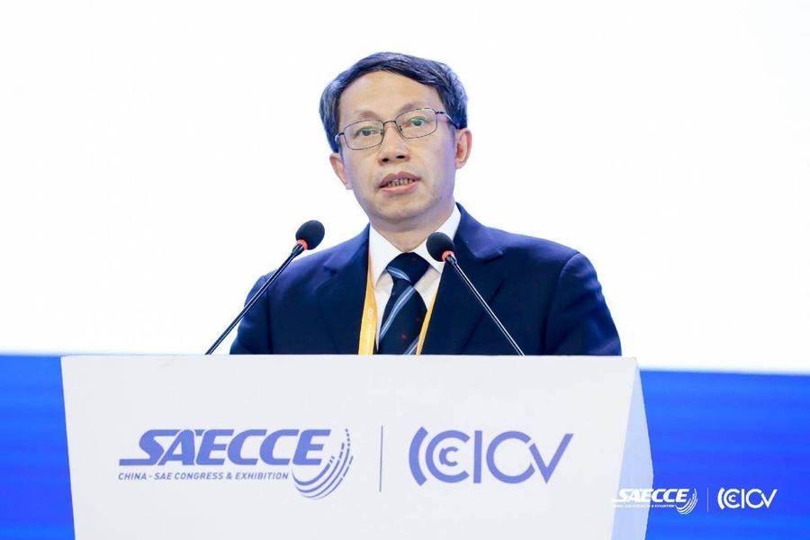 清华大学李克强:智能网联汽车需加强新技术融合