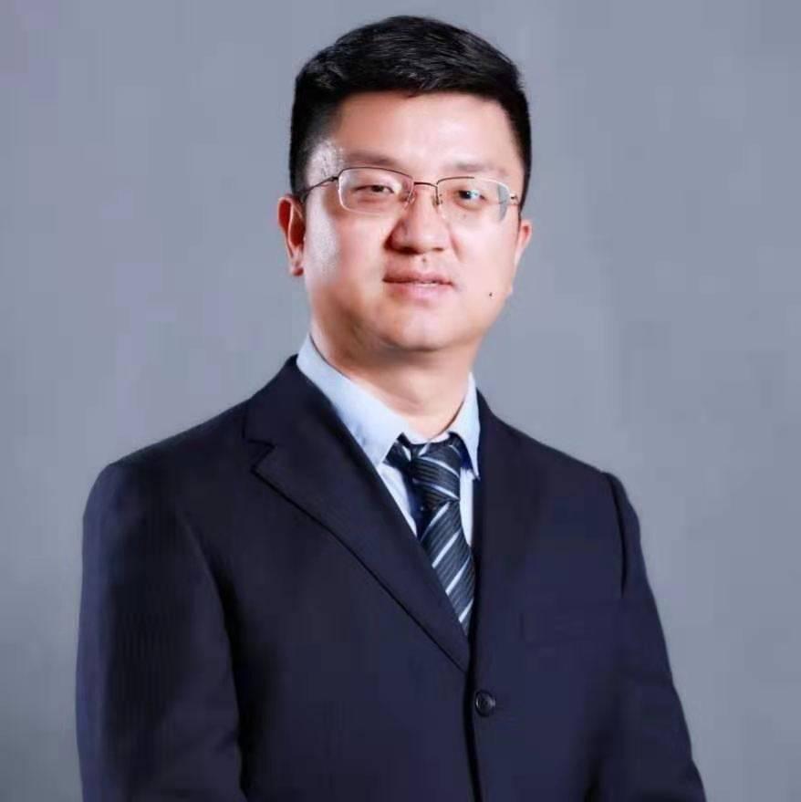 感图科技创始人朱磊/来源:感图科技官方