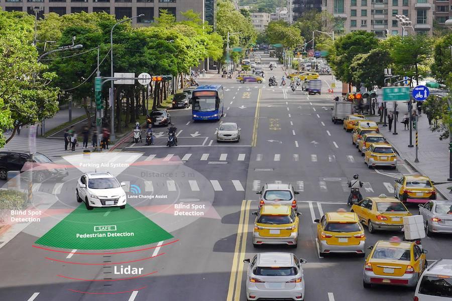 智慧交通,车路协同,自动驾驶