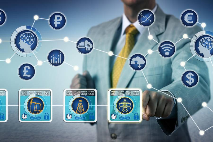 数字化 供应链