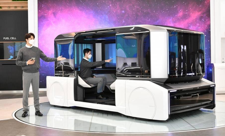 M.Vision X概念车/摩比斯官方