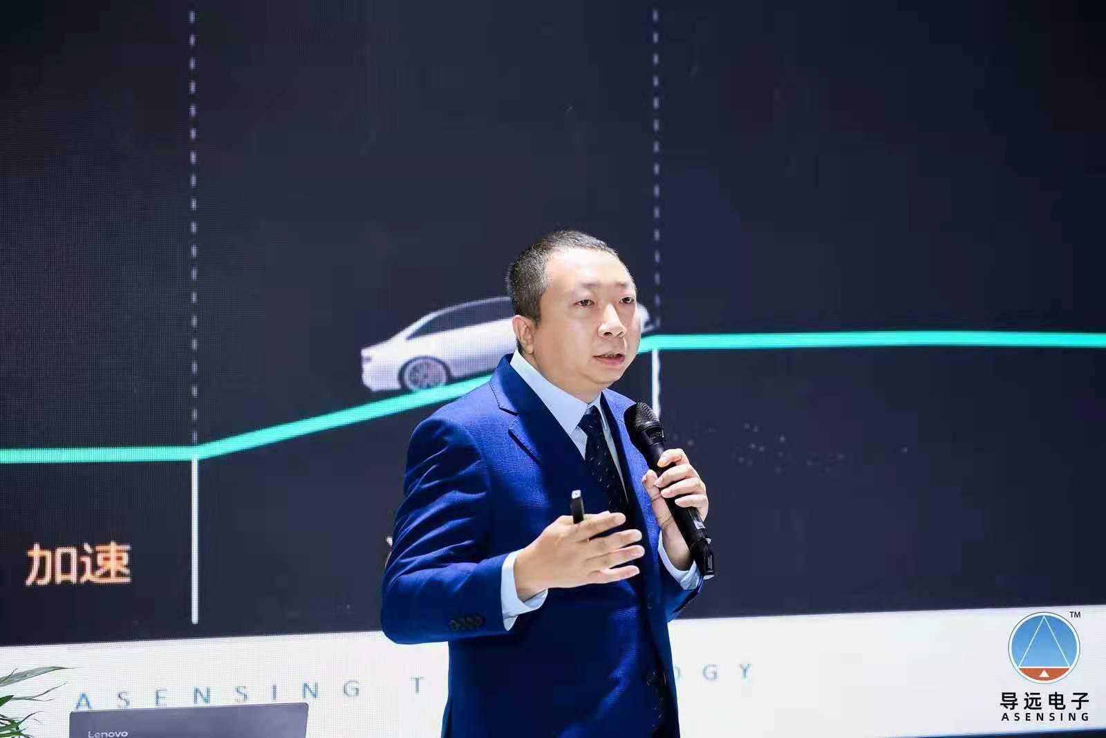 导远电子董事长兼CEO李荣熙