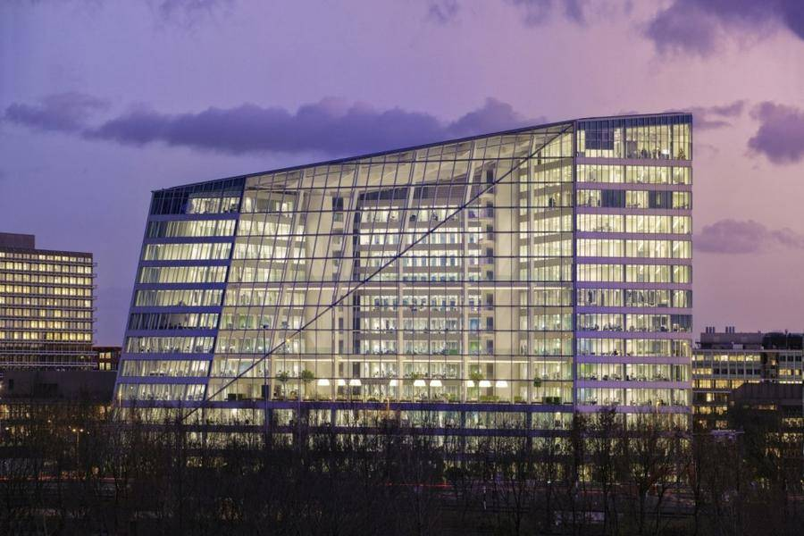 THE EDGE 荷兰德勤总部