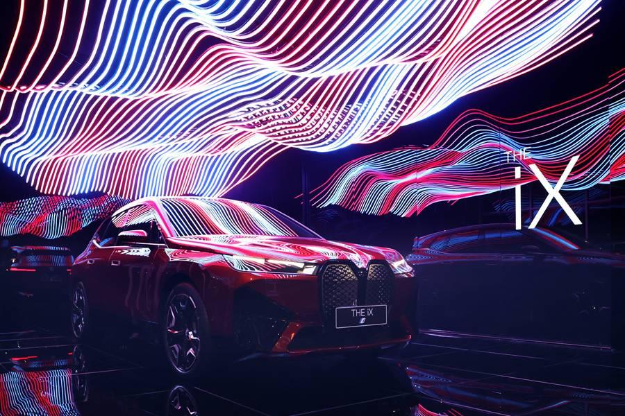 BMW iX/来源:宝马集团官方