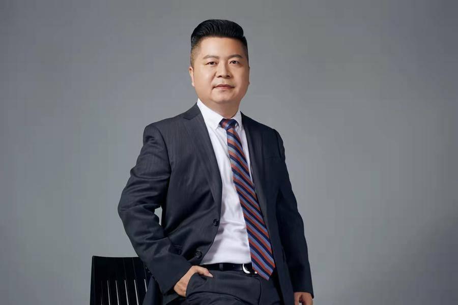 联科集团副总裁袁建功