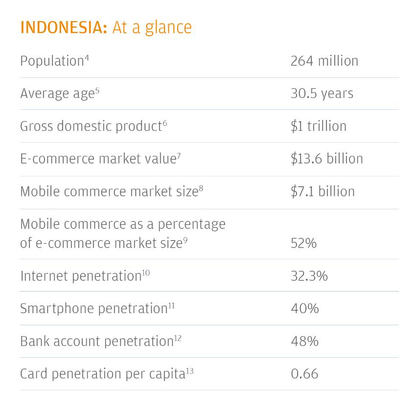 印尼情况一览